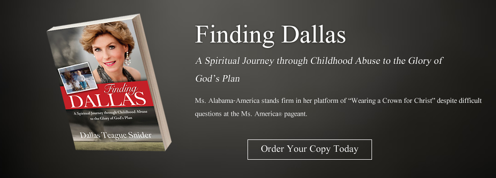 Finding Dallas Book